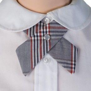 Сшить школьный галстук для девочки 89